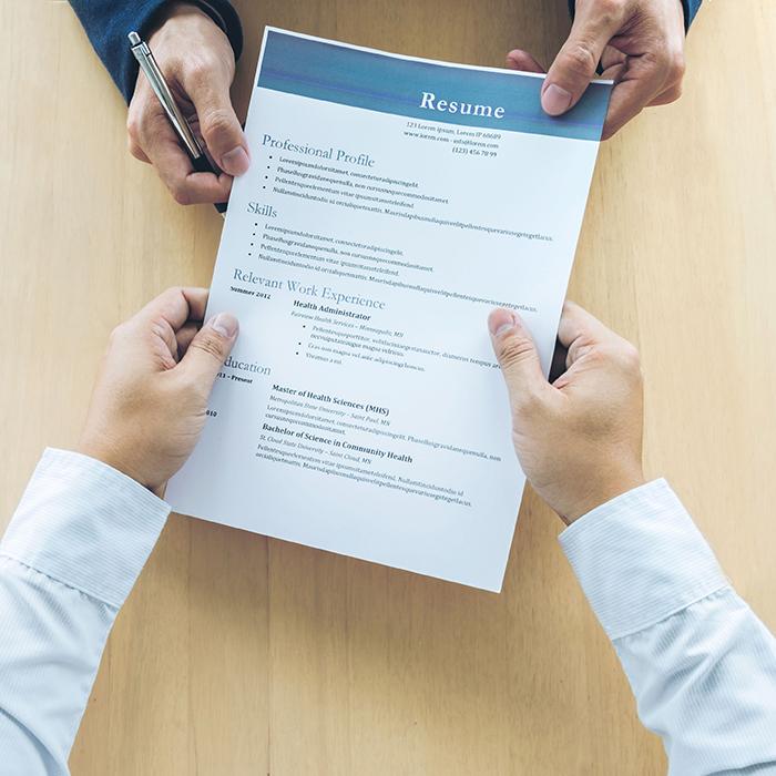 نحوه نوشتن رزومه انگلیسی (CV) متناسب با استانداردهای جدید